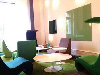 Greenfort Frankfurt Büro