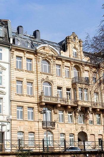 Metis Büro Frankfurt