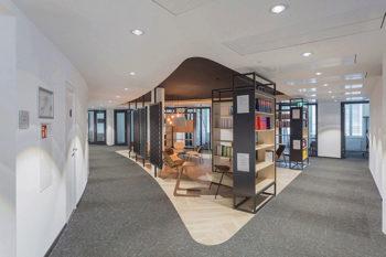 Sidley Austin München Büro Bibliothek