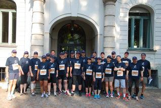 Grünecker Teamlauf Sport