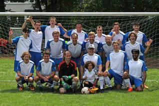 Grünecker Fußball Team