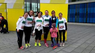 Die Kanzlei Menold Bezler beim Frauenlauf in Stuttgart