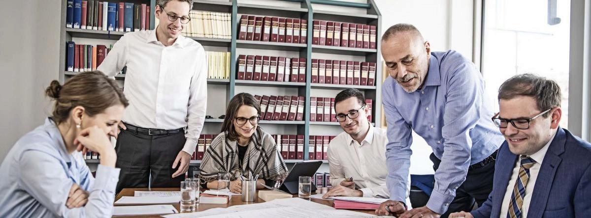 Meeting Zeitmanagement Dolde Mayen & Partner