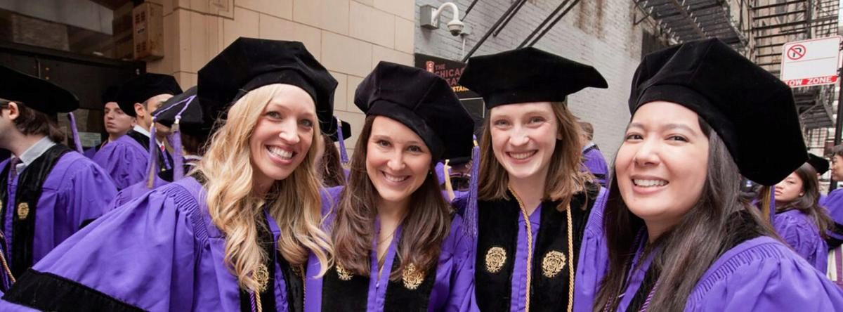 Graduation - Northwestern Pritzker School of Law