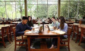 Georgia University Library