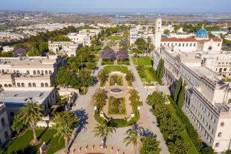 San Diego University Campus