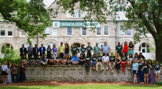 Tulane University Graduates