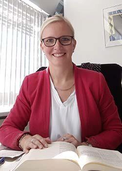 Frau Heinrich - Betriebsprüfung Finanzamt Memmingen - Interview TalentRocket
