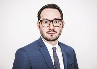 Patrick Schwarzkopf- Lupp und Partner - Technologierecht - Interview TalentRocket