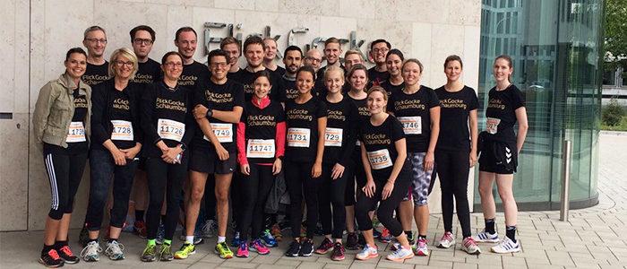 Team Flick Gocke Schaumburg Bonn - Firmenlauf