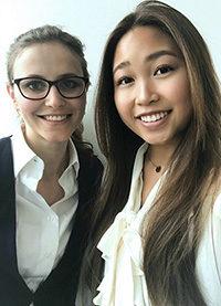 Erfahrungsbericht von Jessica und Mia zum Intern´17 Praktikum bei Flick Gocke Schaumburg