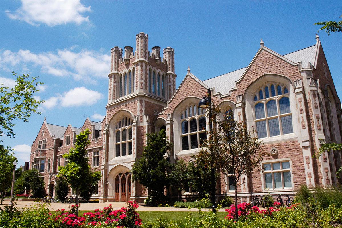 Peter K. Cramer - Interview Washington University St. Louis - costs and financing LL.M. USA