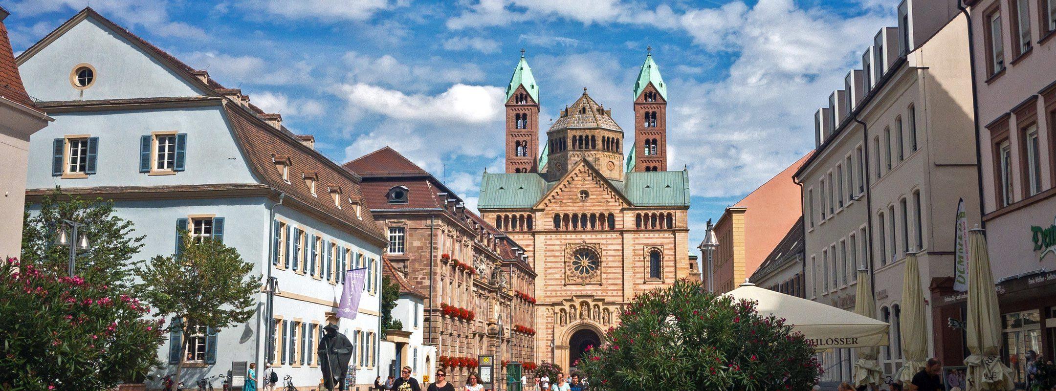 Wahlstation Speyersemester an Speyer Uni - wie funktioniert es?