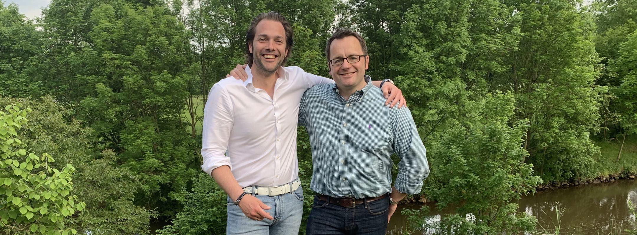 Dr. Marius Boewe und Dr. Marcel Nuys - Partner bei Herbert Smith Freehills