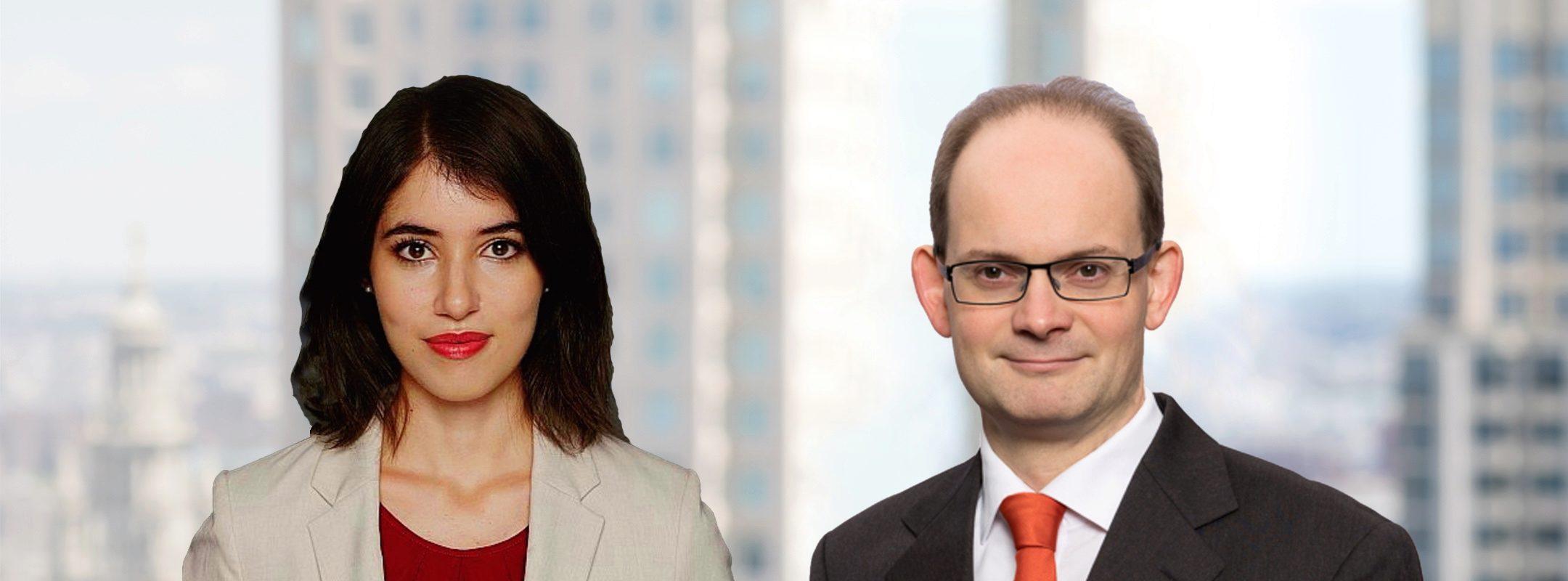 Referendariat Anwaltsstation Großkanzlei Erfahrungsbericht WilmerHale Hüveyda Asenger Dr. Oliver Fleischmann