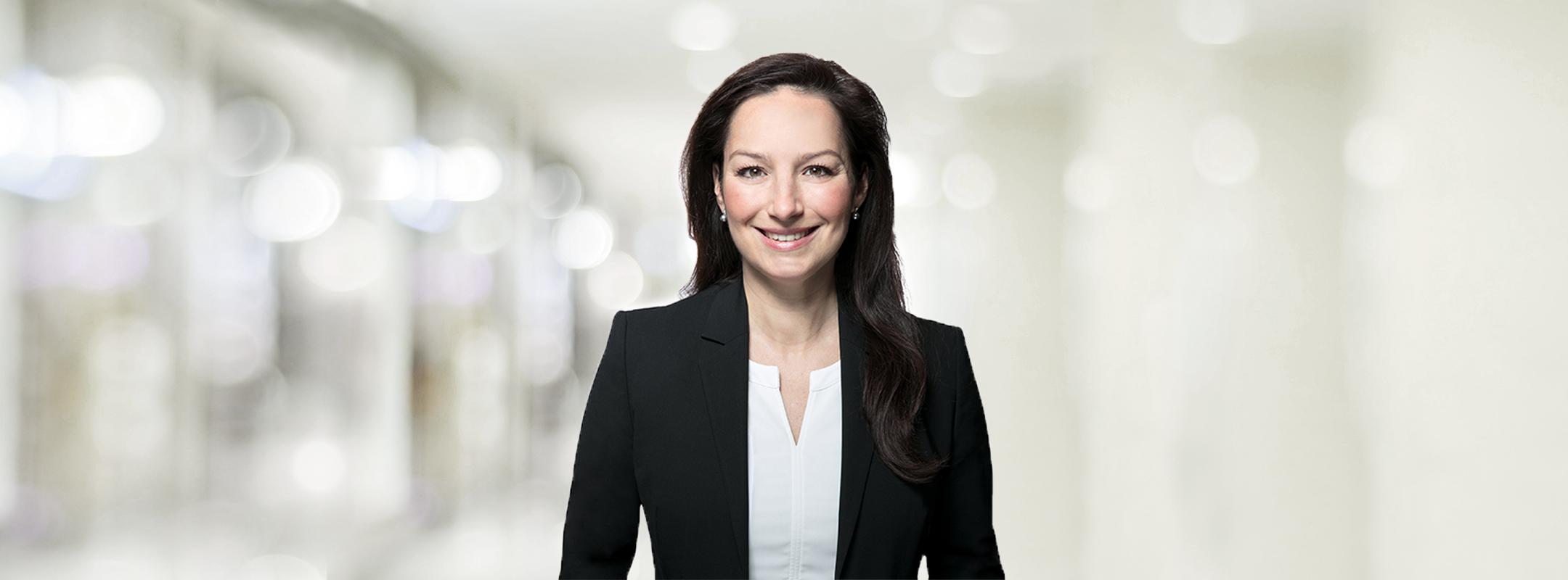 Linklaters-Partnerin Claudia Schneider