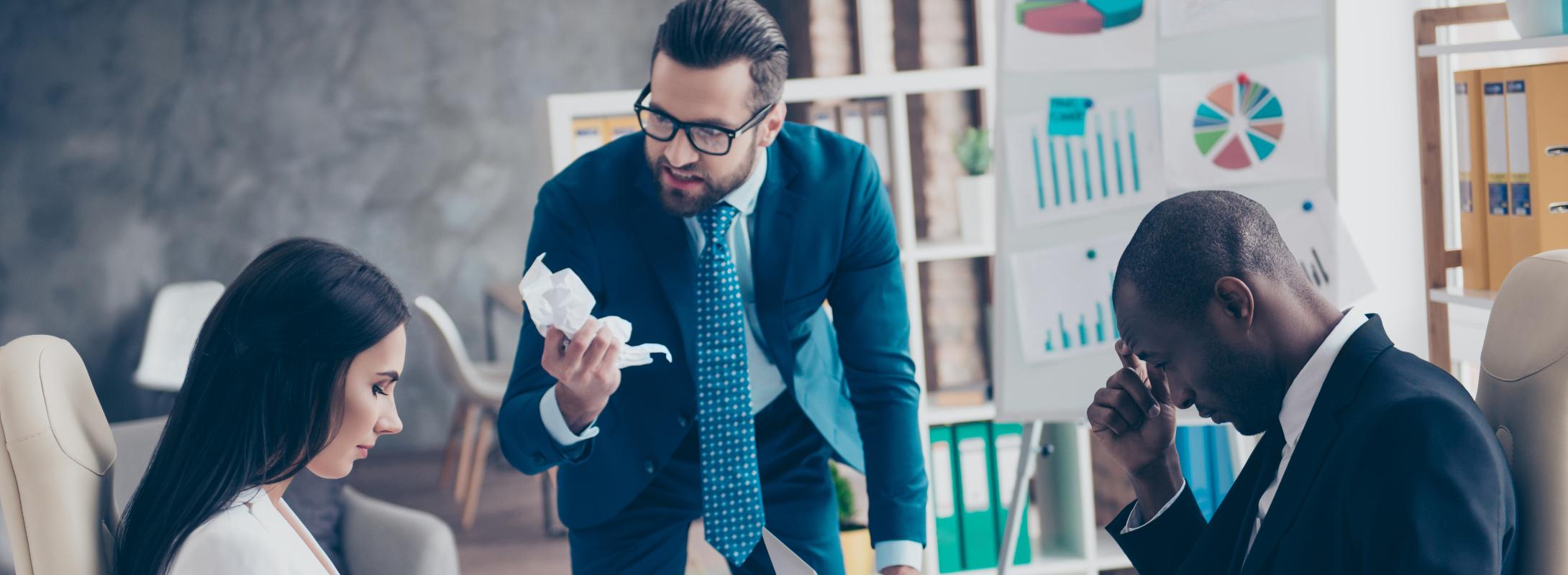 Umgang mit schlechtem Chef oder Ausbilder