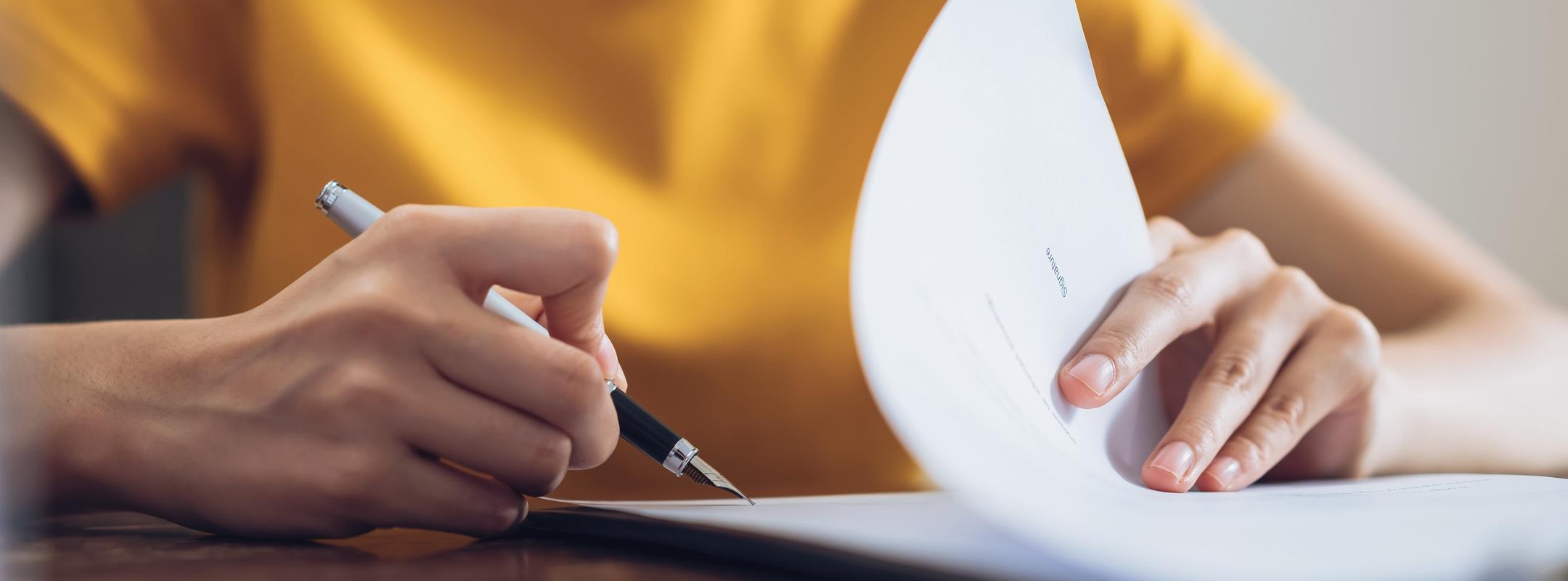 Worauf achten beim Arbeitsvertrag?