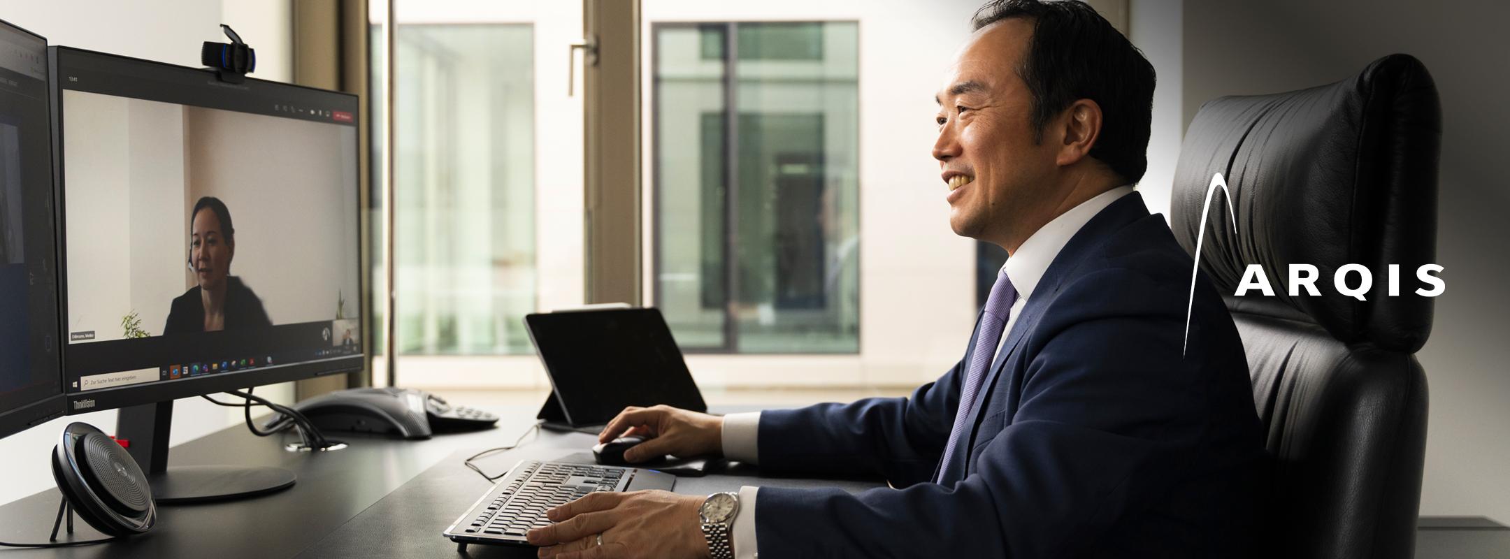 ARQIS-Gründungspartner Dr. Shigeo Yamaguchi