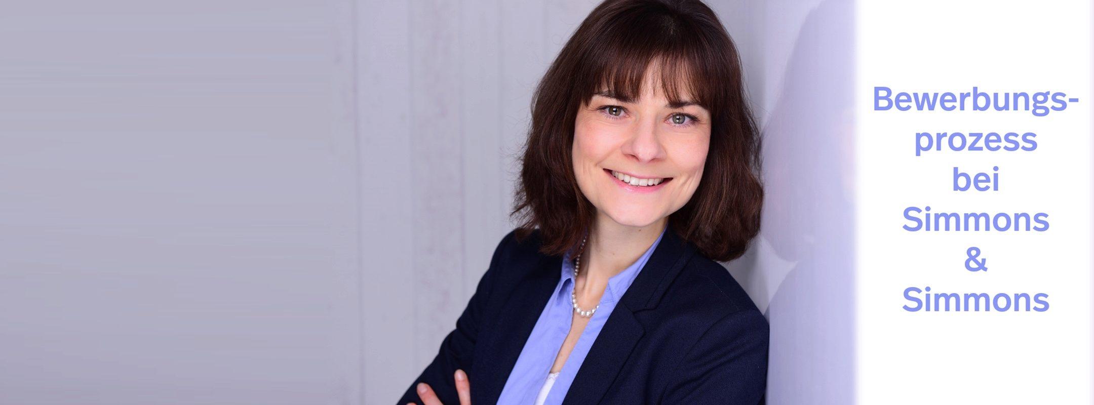 Carolin Carstens Simmons und Simmons HR