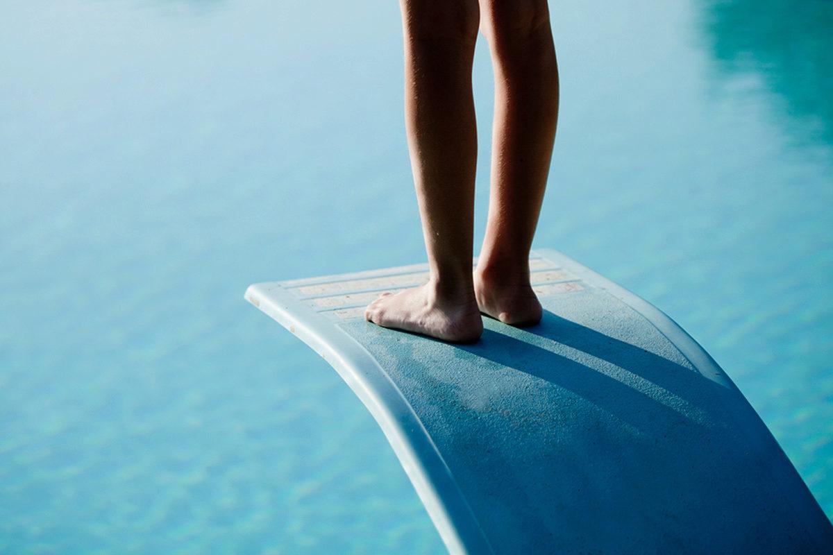 Der 1. Tag als Jurist in der Steuerverwaltung – Lust, Schwimmen zu lernen?  | Karrieremagazin TalentRocket