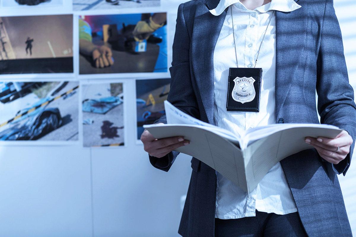 was ein Jurist bei der Polizei beruflich machen kann - Karrieremagazin Talentrocket