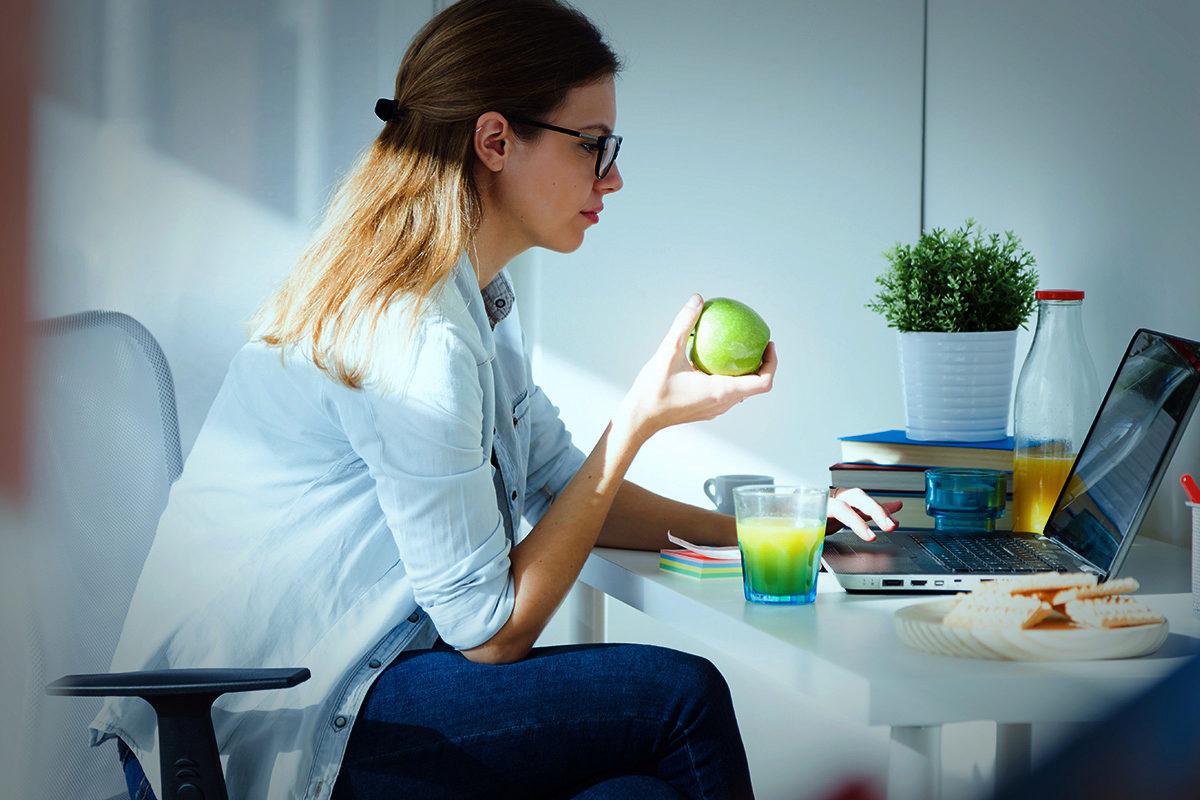 Essen in der Klausurenphase-Karrieremagazin-TalentRocket