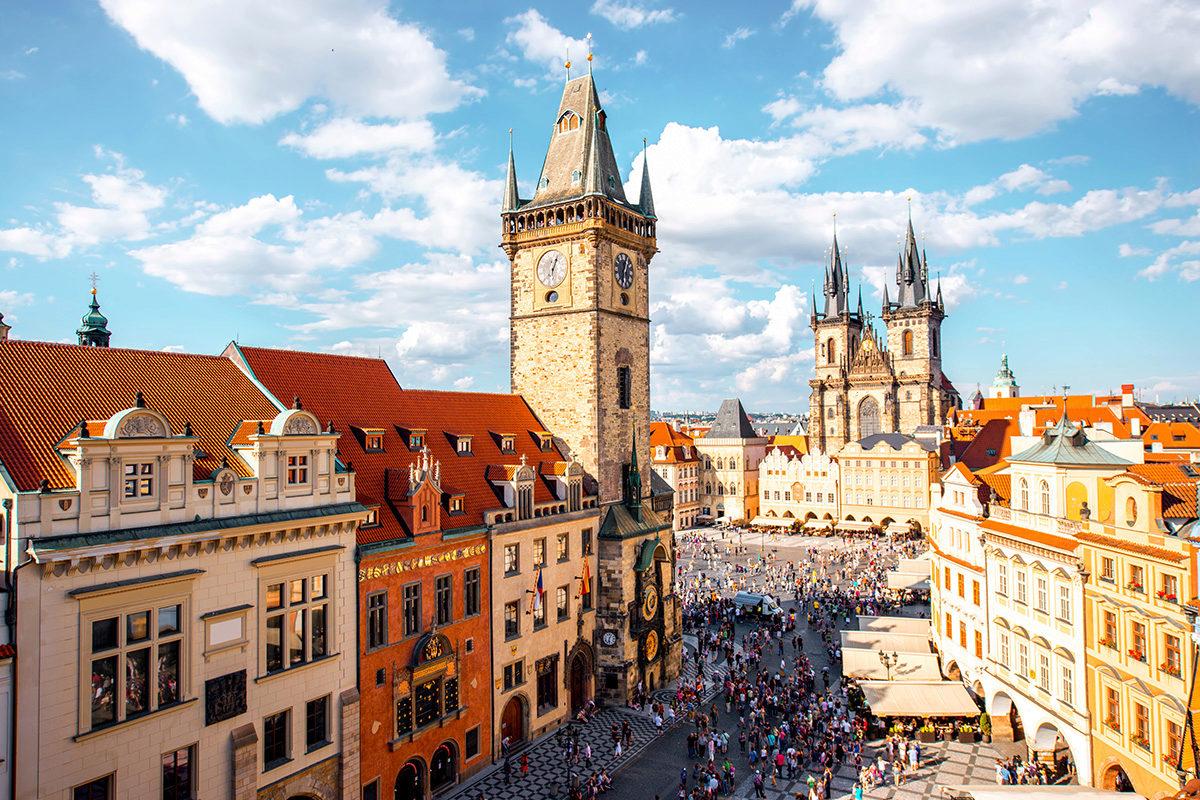Prag - Auslandssemster im Jurastudium