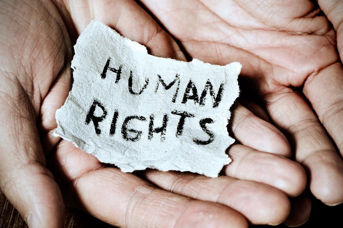 Menschenrechte - Was Juristen in Kriegsgebieten machen...