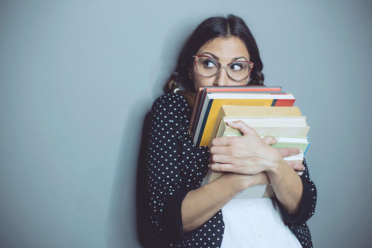 Zustand Bücher in deutschen Jura Bibliotheken - Magazin TalentRocket
