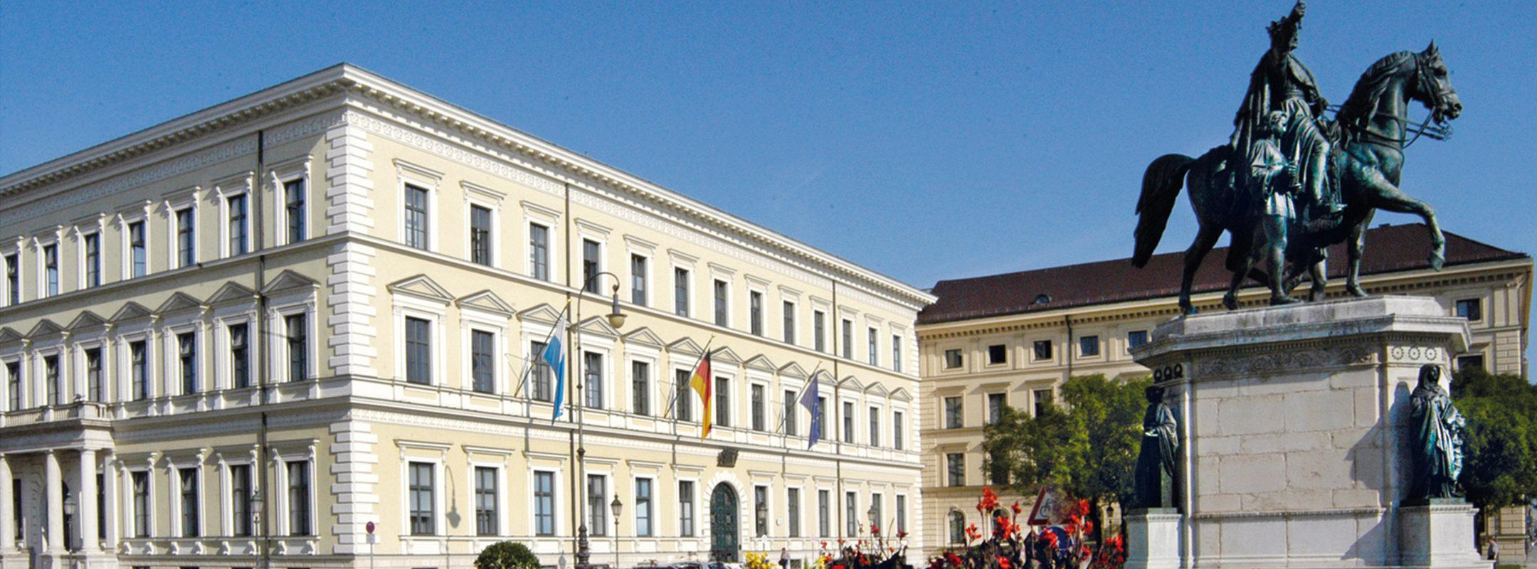 Bayerisches Staatsministerium der Finanzen und für Heimat