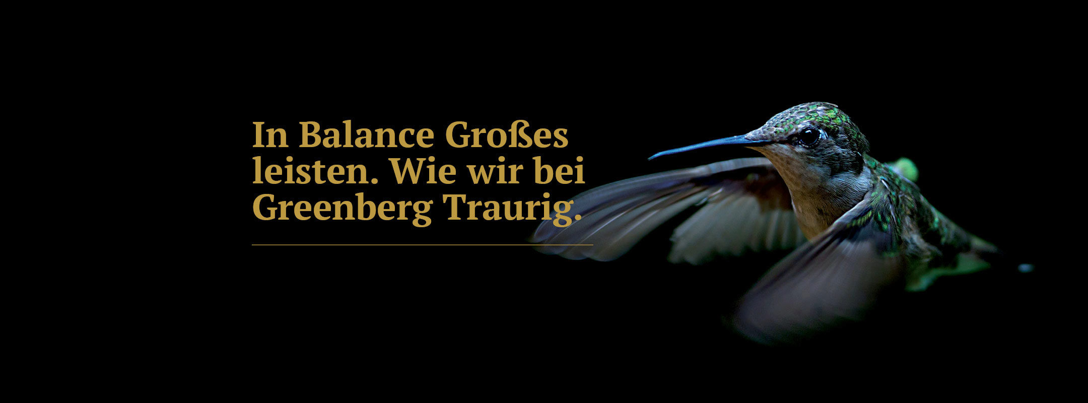 Greenberg Traurig Germany, LLP