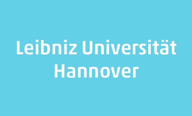 Leibniz Universität Hannover - Juristische Fakultät Logo