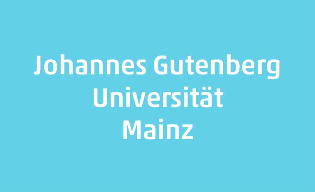 Johannes Gutenberg-Universität Mainz - Fachbereich Rechts- und Wirtschaftswissenschaften Logo
