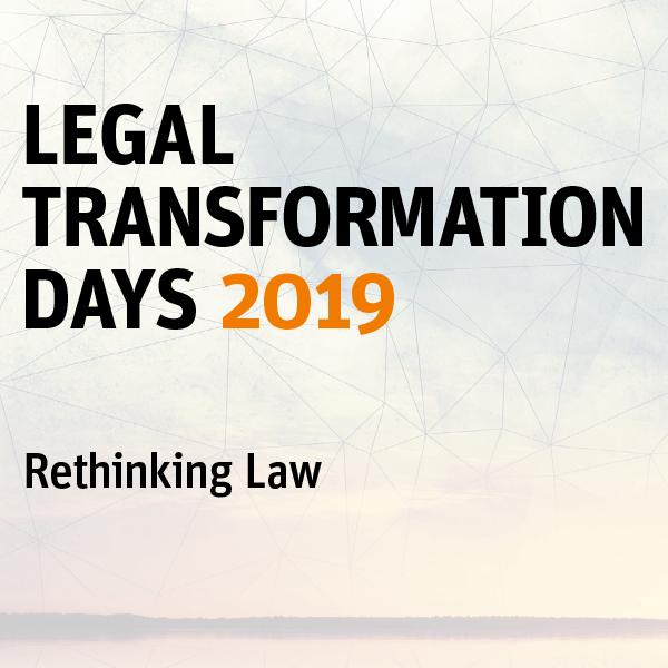 Legal Transformation Days 2019