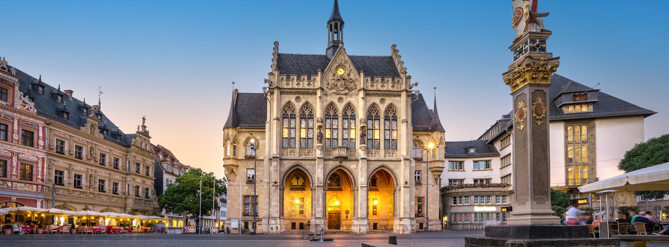 Jura Referendariat Thüringen