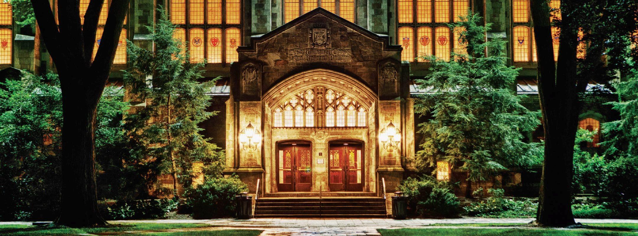 The University of Michigan Law School