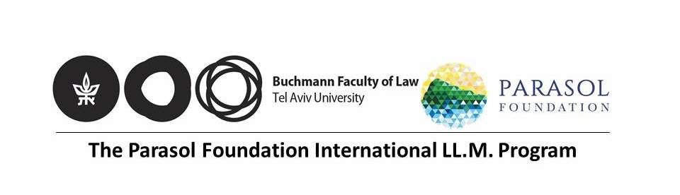 Parasol Foundation International LL.M. at Tel Aviv University