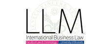 LL.M. in International Business Law Université Libre de Bruxelles